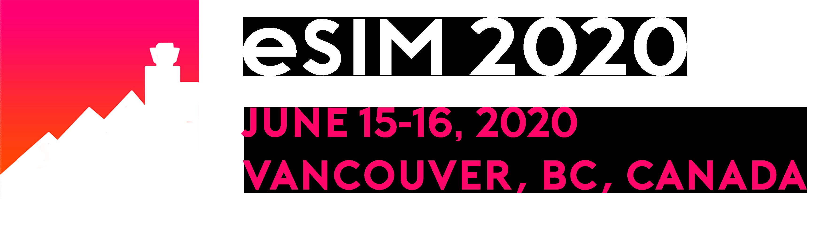 eSIM 2020